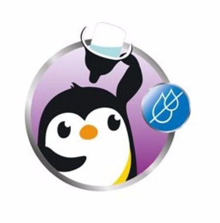 Copo Pinguim Philips Avent - 200ml Rosa