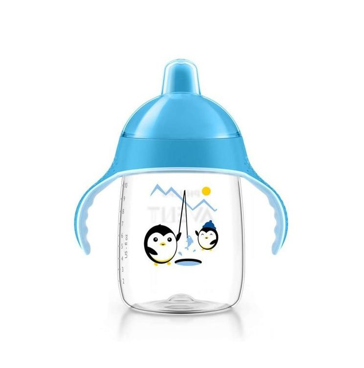 Copo Pinguim Philips Avent Azul - 340ml