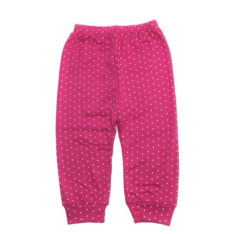 Culote Poá Pink - Top Chot -  Tamanho M