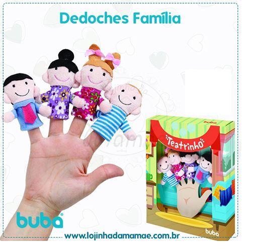 Dedoches Família - Buba Baby