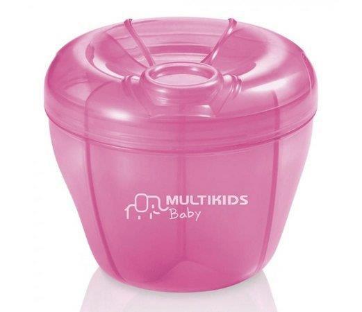 Dosador de Leite em Pó Rosa - Multikids Baby
