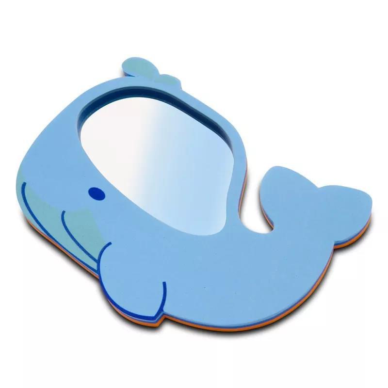 Espelho para Banho Baleia - Comtac Kids