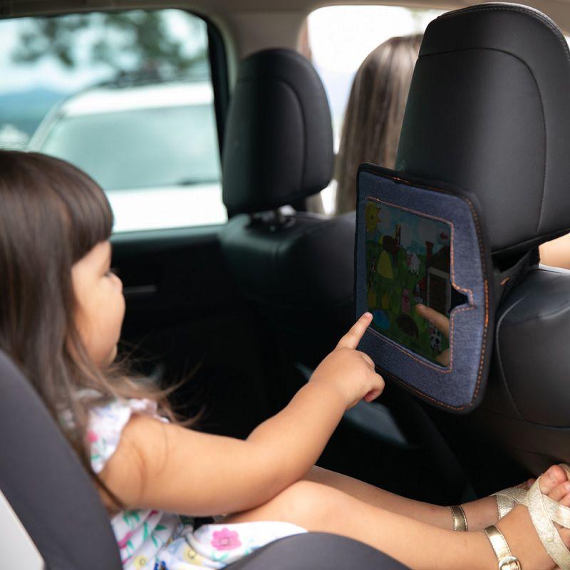 Espelho Retrovisor e Suporte Ipad - Comtac Kids