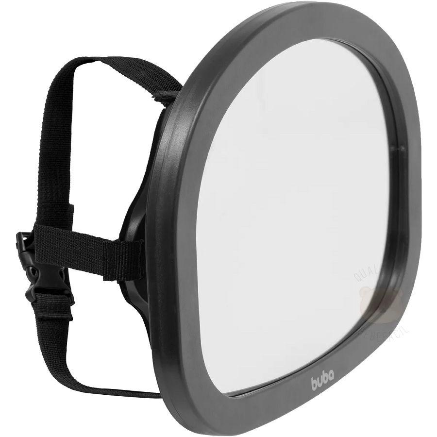 Espelho Retrovisor Grande Banco Traseiro - Buba Baby