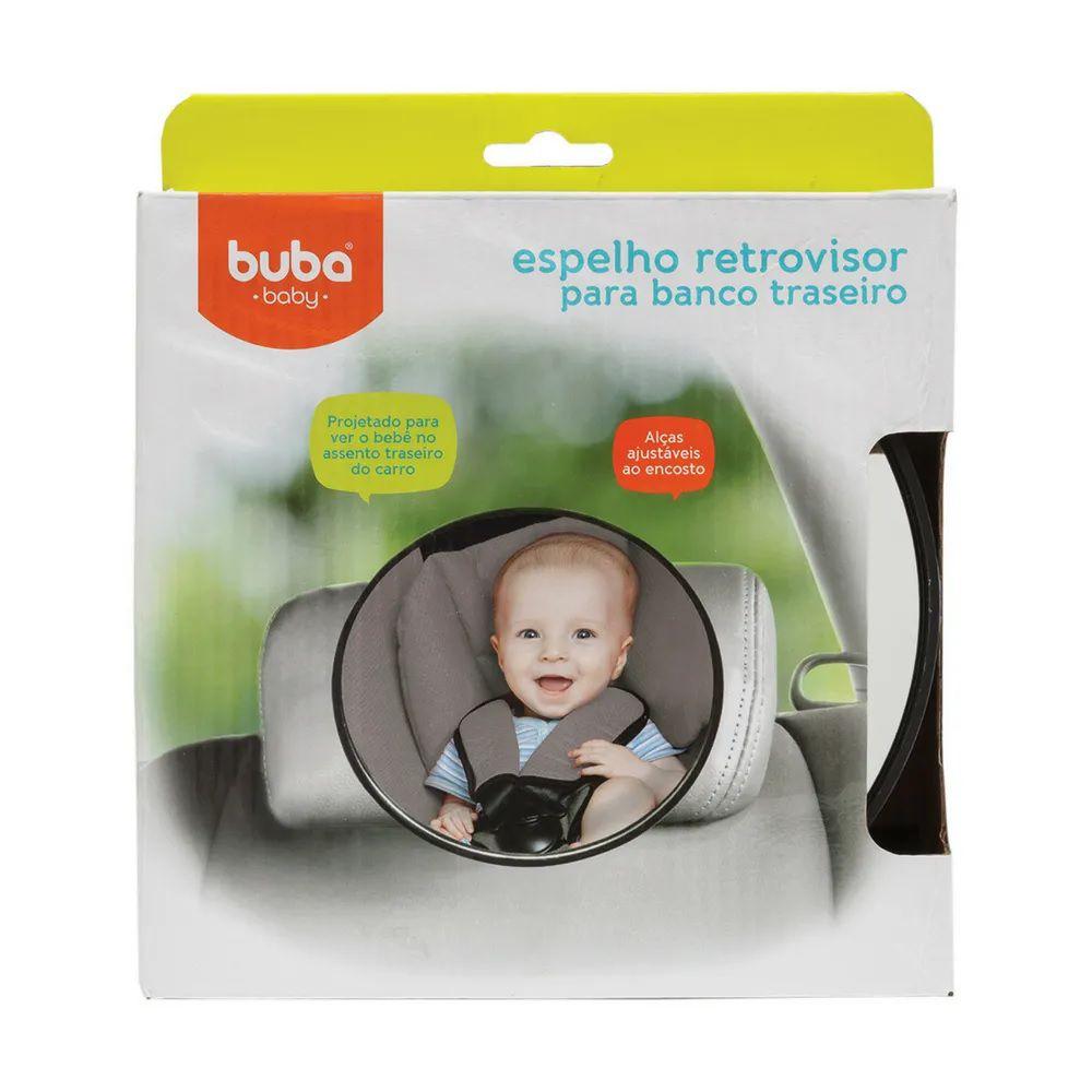 Espelho Retrovisor para Carro - Buba Baby