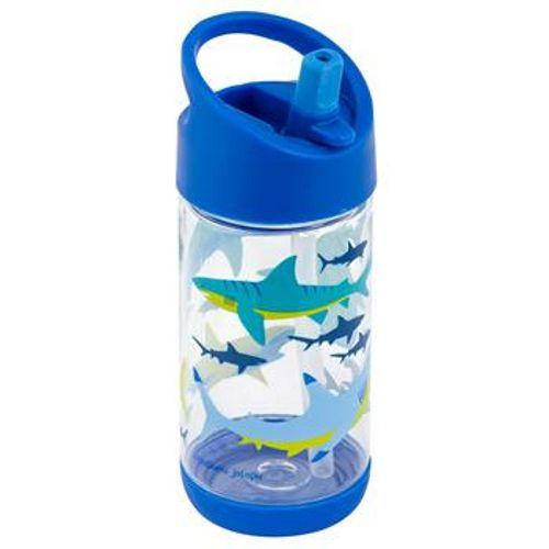 Garrafinha Flip com canudo Tubarão - Stephen Joseph