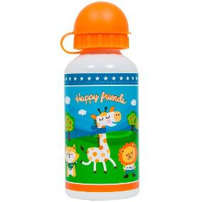 Garrafinha Happy Friends 400ml - Buba Baby