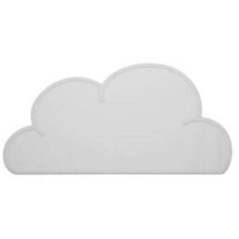 Jogo Americano Silicone Nuvem - Baby