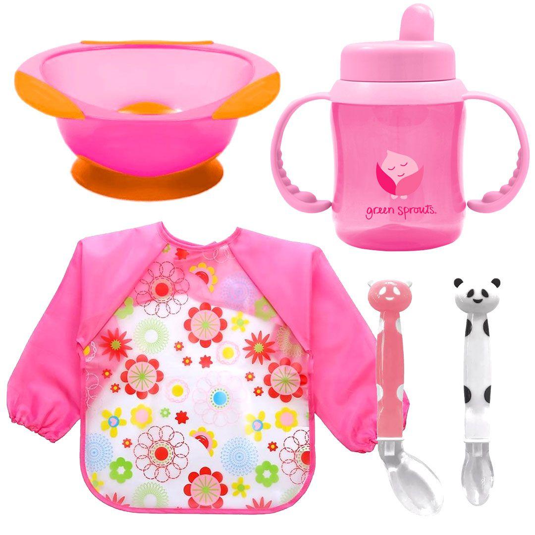 Kit Alimentação Menina - Buba - Kit nº18