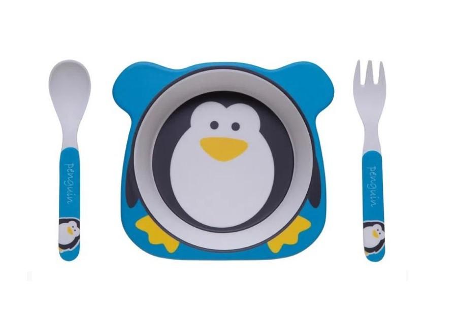 Kit Alimentação Pinguim Eco - Girotondo