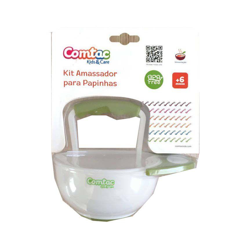 Kit Amassador de Papinha - Comtac Kids