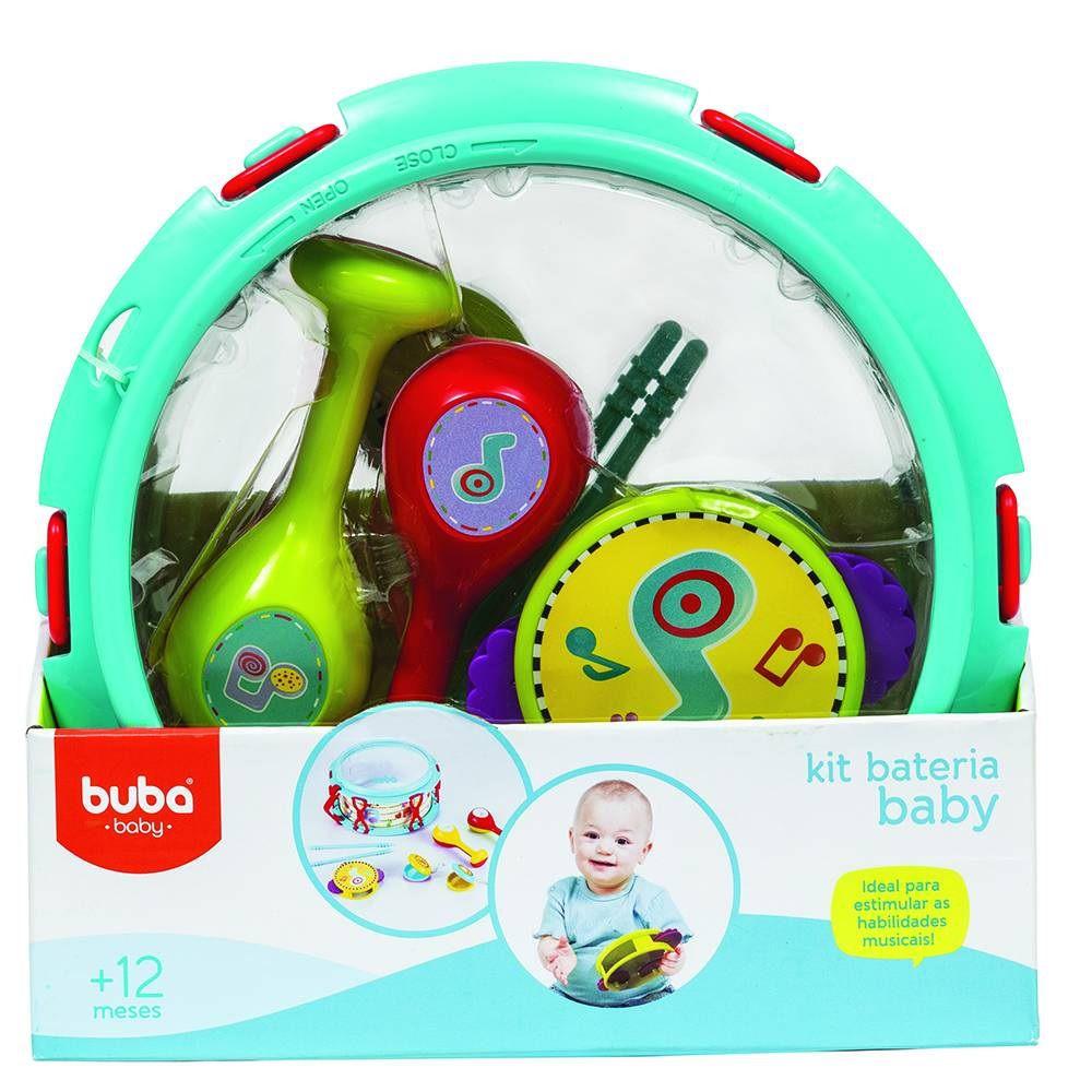 Kit bateria baby - Buba Baby