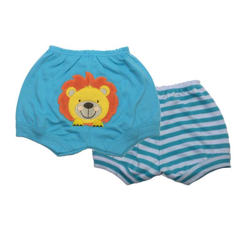 Kit com 2 Shorts Leaozinho  - Best Club - Tamanho P