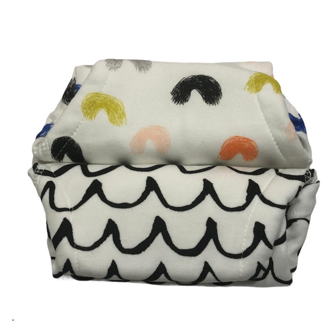 Kit Cueca/Calcinha para Desfralde 2 unds Baby - Colors