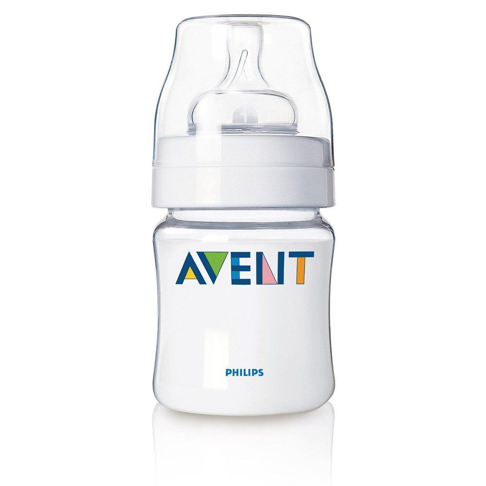 Kit Mamadeiras Airflex Philips Avent - 125 e 260ml