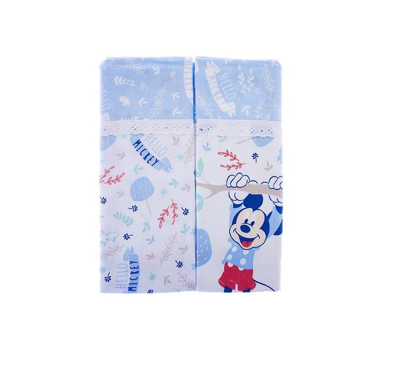 Kit Manta  Cueiros Disney Baby Mickey - Minasrey