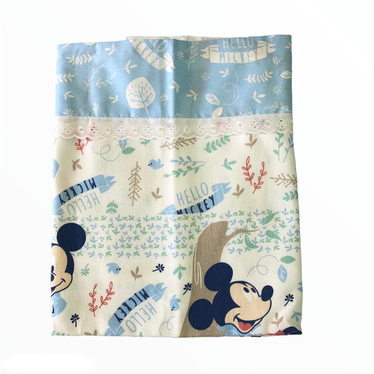 Kit Manta  Cueiros Disney Baby Mickey - Minasrey