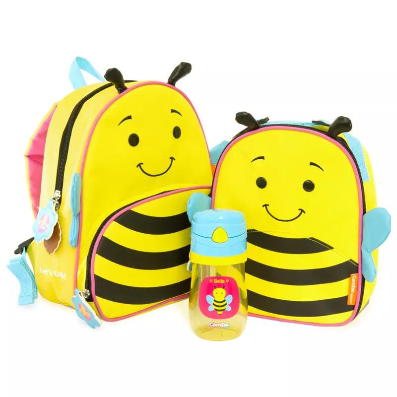 Kit Mochila Let´s Go Bella - Comtac Kids