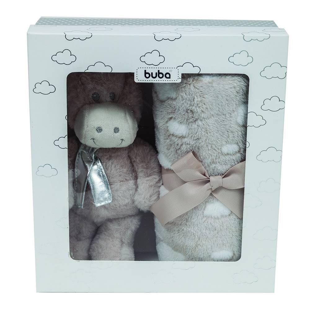 kit presente Unicórnio Bege - Buba Baby