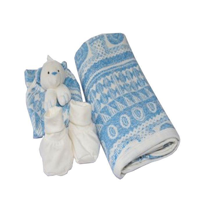 Kit Presente Zip Toys - Azul BH
