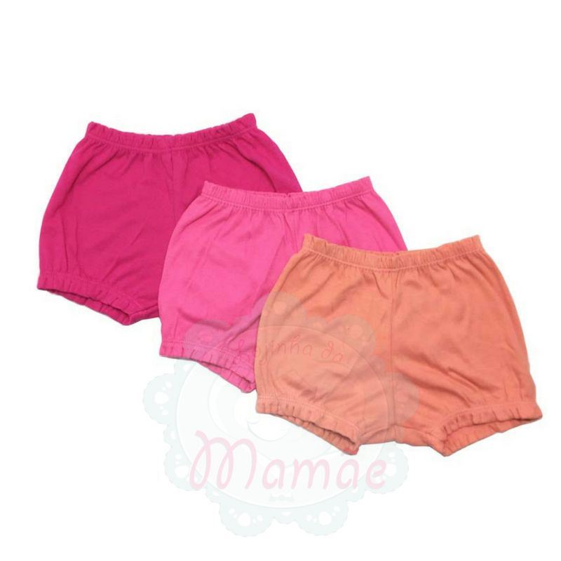 Kit Shorts Salmão - Best Club