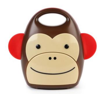 Lanterna Infantil  Skip Hop  Zoo Macaco