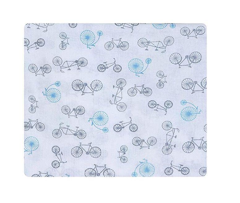 Lençol Com Elástco Avulso Bike - Papi Baby