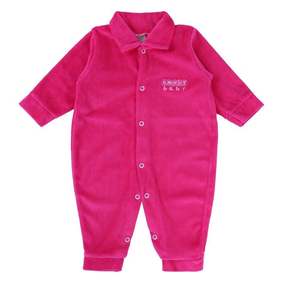 Macacão Plush Smoby - Pink