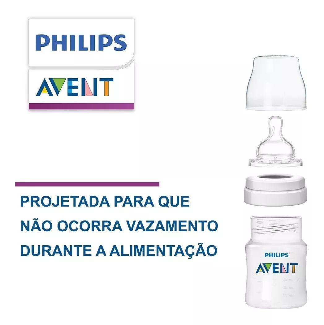 Mamadeira Philips Avent Airflex - 260ml (avulsa)