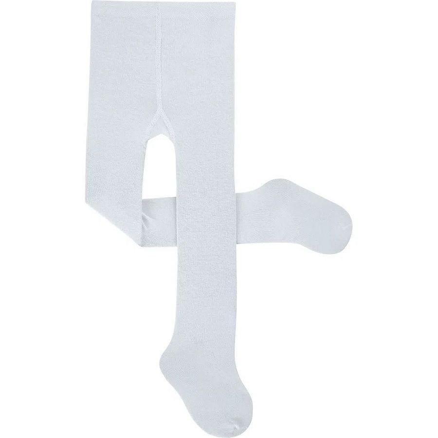Meia Calça Algodão Branca Tamanho 16 ao 20 - Pimpolho