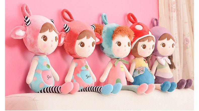 Metoo Doll Joaninnha Girl
