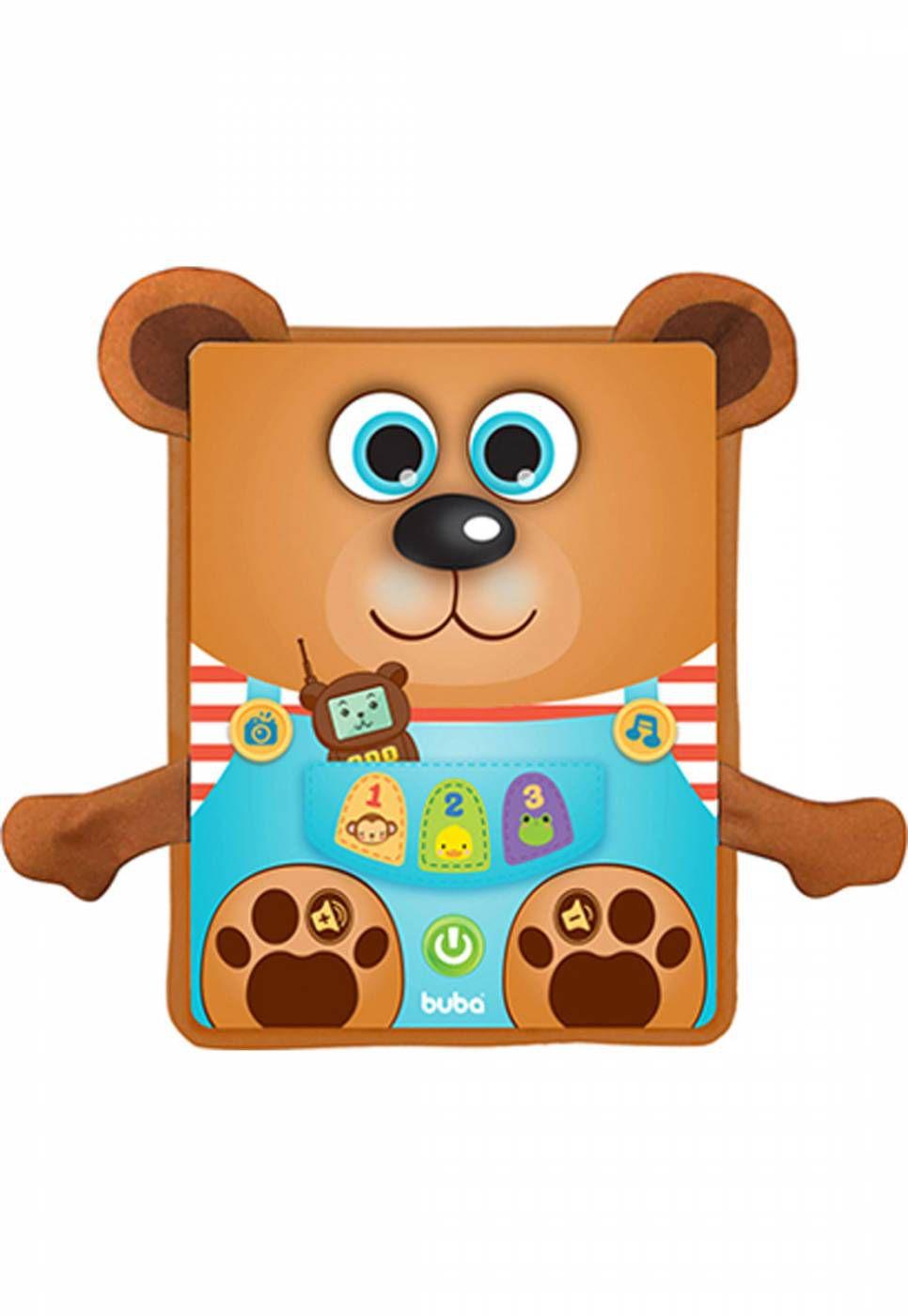 Meu Tablet ursinho - Buba Baby