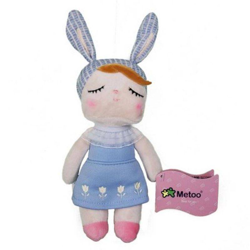Mini Metoo Angela vestido Azul - Metoo Doll