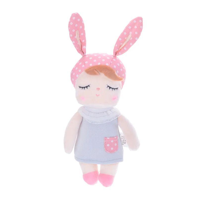 Mini Metoo Angela vestido cinza - Metoo Doll
