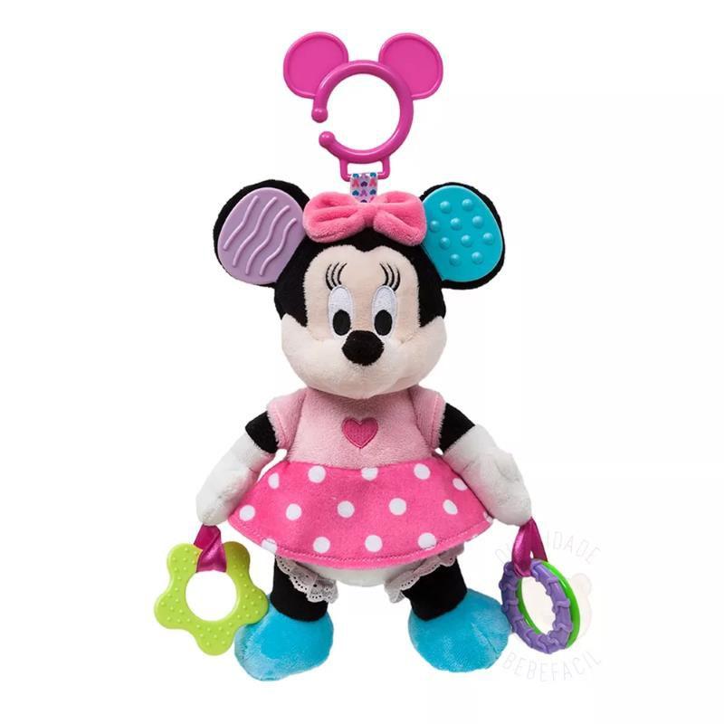 Minnie Mouse de  Atividades - Buba Baby
