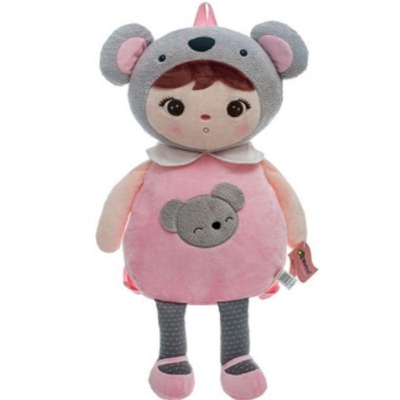 Mochila em Plush Koala - Metoo Doll