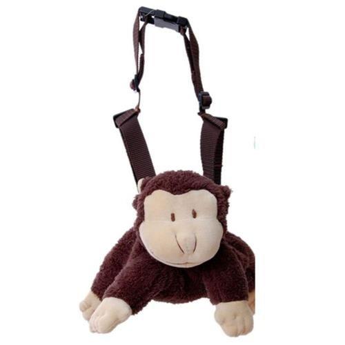 Mochila Infantil com Alça Guia Cazé - Zip Toys