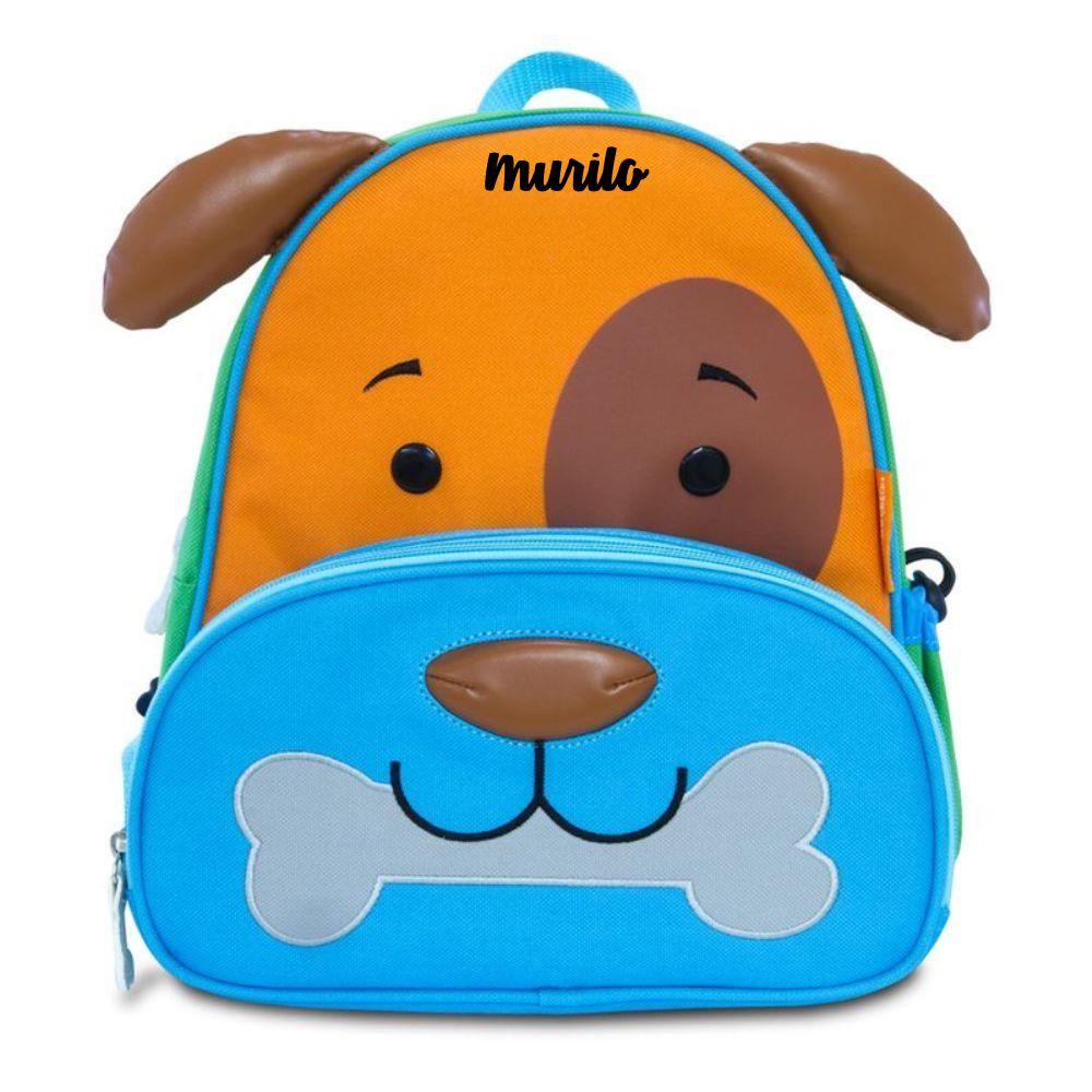 Mochila Let´s Go Cachorro Dylan - Comtac Kids