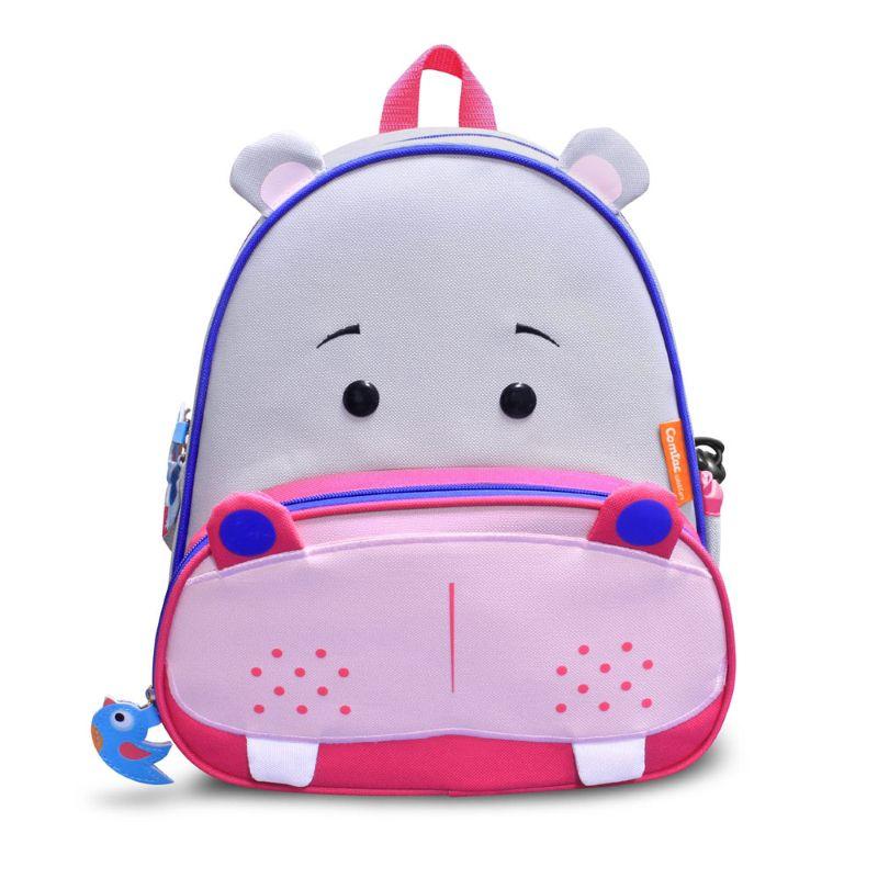 Mochila Let´s Go Hipopótamo Frida - Comtac Kids