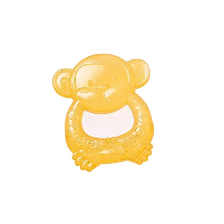 Mordedor com Água Macaco Amarelo - Girotondo