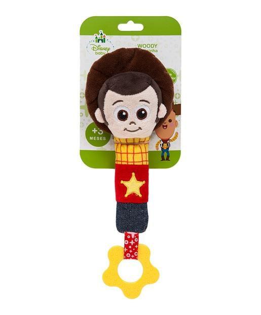 Mordedor com Buzina Woody - Buba Baby