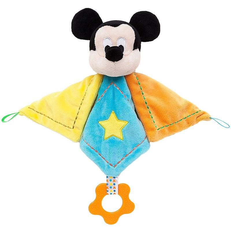 Naninha Lencinhos com Mordedor Mickey - Buba baby