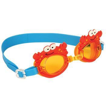 Óculos de Natação Infantil Caranguejo - Stephen Joseph