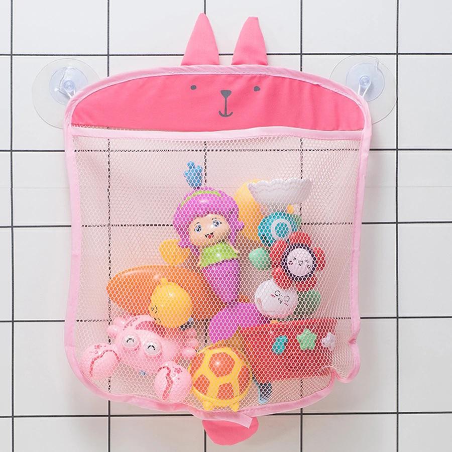 Organizador de Brinquedos para Banheiro Coelhinha - Baby
