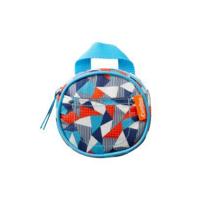 Porta Chupeta Geométrico - Comtac Kids