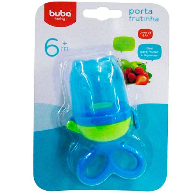 Porta Frutinha Azul - Buba Baby