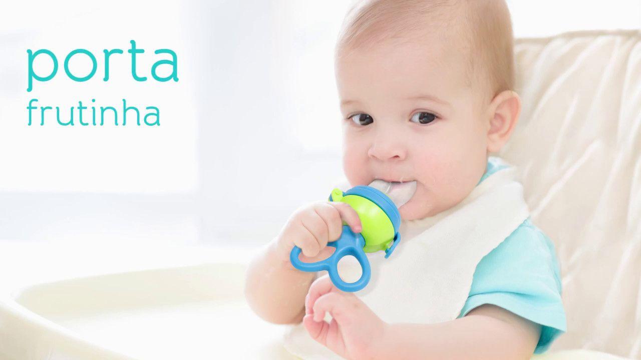 Porta Frutinha Rosa - Buba Baby