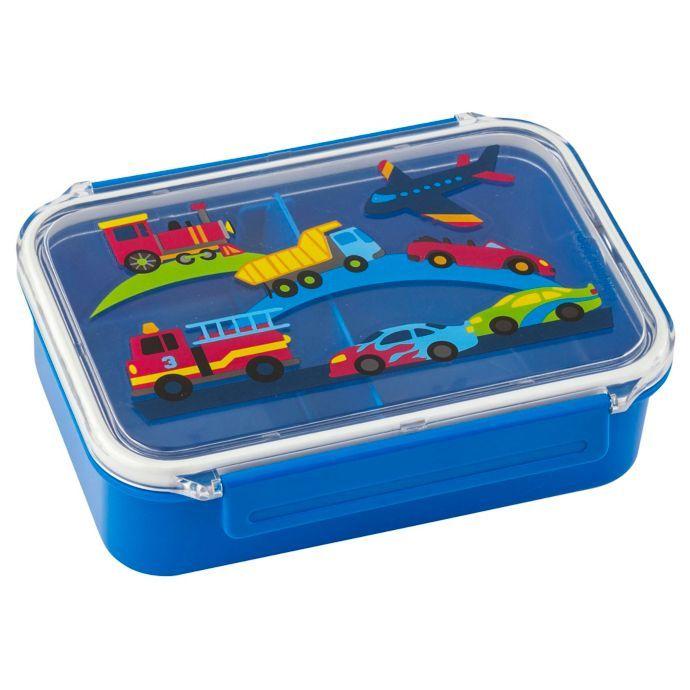 Porta Lanche Bento Box Transportes - Stephen Joseph