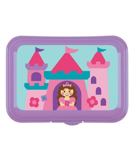 Porta Lanche Infantil Princesa - Stephen Joseph