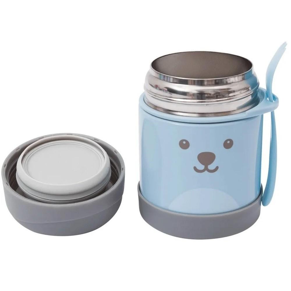 Pote térmico Gumy Azul - Buba Baby